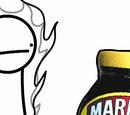 Marmite is terrible (asdfmite)