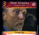 Peter Kingsley - Sedate Demeanor (1E)