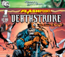 Flashpoint: Deathstroke and the Curse of the Ravager Vol 1 1