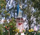 Kapliczka na Augustowie