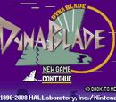 Dyna Blade (sub-game)
