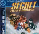 Just Imagine Secret Files and Origins Vol 1 1