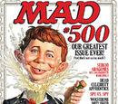 MAD Magazine Issue 500