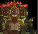 Mega Man Star Force series enemies