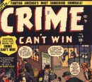 Crime Can't Win Vol 1 9