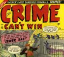 Crime Can't Win Vol 1 42