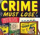 Crime Must Lose Vol 1 5