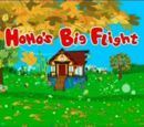 Hoho's Big Flight