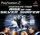 Fantastic Four: Rise of the Silver Surfer (videojuego)