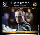 Andre Drazen - Briliant Strategist (1E) (Elite)