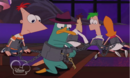 AT2D - Perry, Phineas, Ferb, Candace, and Doof Chained.png