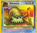 Omanyte (Fósil TCG)