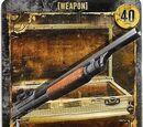 Pump-Action Shotgun (DBG card)