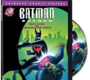 Batman Beyond – Tech Wars and Disappearing Inque (DVD)