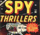 Spy Thrillers Vol 1 1