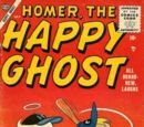 Homer, the Happy Ghost Vol 1 3