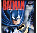 Batman: The Legend Begins (DVD)