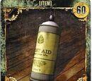 First Aid Spray (DBG card)