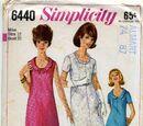 Simplicity 6440 B