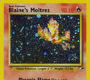 Blaine's Moltres (Gym Heroes TCG)