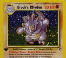 Brock's Rhydon (Gym Heroes TCG)
