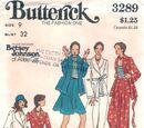 Butterick 3289 A