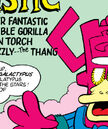 Galactypus (Earth-8311) from Peter Porker, The Spectacular Spider-Ham Vol 1 12 0001.jpg