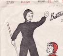 Butterick 2736 A