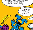 Quacksilver (Earth-8311) from Peter Porker, The Spectacular Spider-Ham Vol 1 15 0001.jpg