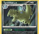Tyranitar (Frente Tormentoso TCG)
