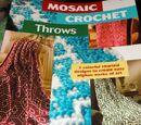 Annie's Attic 875565 Mosaic Crochet Throws