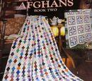 Leisure Arts 2159 Scrap Yarn Afghans Book 2