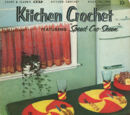 Clarks 304 Vintage 1950s Kitchen Crochet Pattern Book