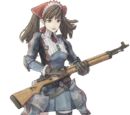 Valkyria Chronicles 3 Galleries