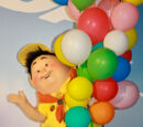 Up characters