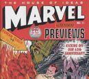 Marvel Previews Vol 1 11