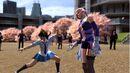 Alisa and Xiaoyu - Win animation - TTT2 Prologue.jpg