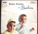 Patons Beehive No. 117 Baby Styles