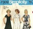 Simplicity 7309 A