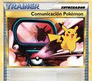 Comunicación Pokémon (HeartGold & SoulSilver TCG)