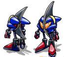 Metal Sonic Mark V