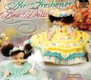 Annie's Attic 870811 Crochet Air Freshener Bed Dolls