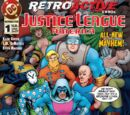 DC Retroactive: Justice League of America – The '90s Vol 1 1
