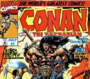 Conan the Barbarian Vol 2 1