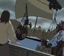 Naruto Shippūden - Episódio 226: A Ilha do Navio de Guerra