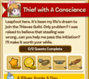 Thief with A Conscience