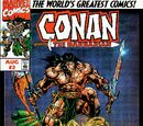 Conan the Barbarian Vol 2 2