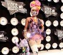 Wagnike2/2011 MTV VMA Fashion Report
