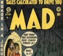 MAD Magazine Issue 1