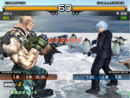Tekken 5 - Jack-5 versus Lee Chaolan - 1.jpg